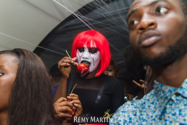 Remy Martin Haunted House Halloween Party - Bellanaija - November2014048