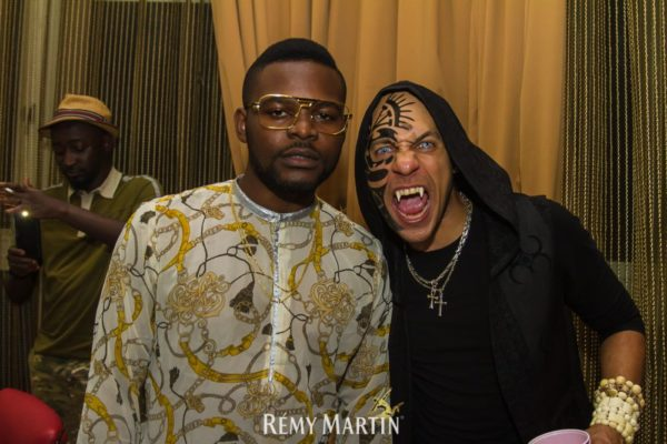 Remy Martin Haunted House Halloween Party - Bellanaija - November2014050