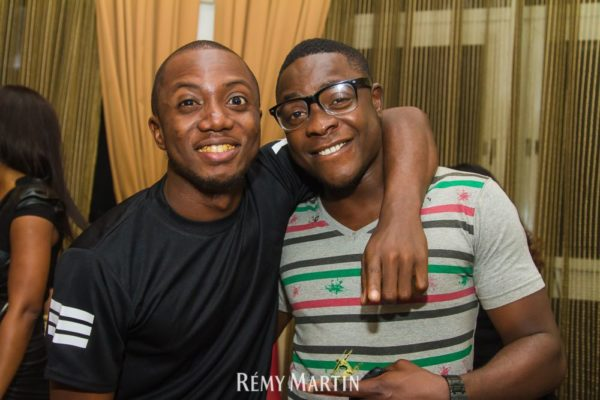 Remy Martin Haunted House Halloween Party - Bellanaija - November2014051