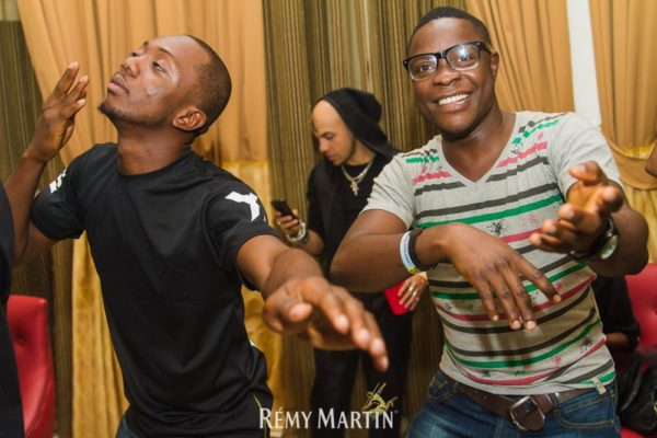 Remy Martin Haunted House Halloween Party - Bellanaija - November2014052