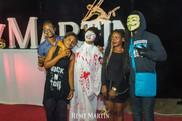 Remy Martin Haunted House Halloween Party - Bellanaija - November2014056