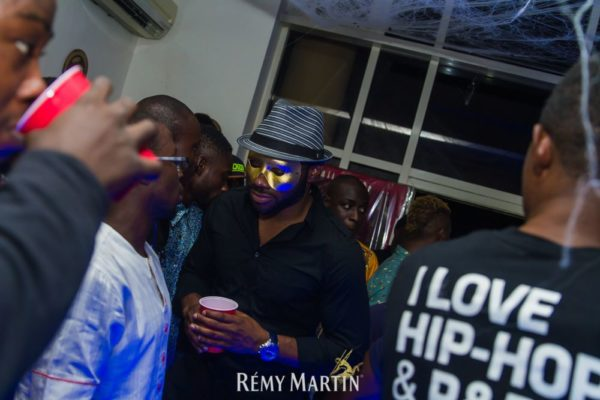Remy Martin Haunted House Halloween Party - Bellanaija - November2014057