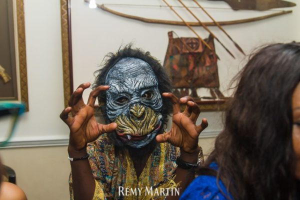 Remy Martin Haunted House Halloween Party - Bellanaija - November2014061