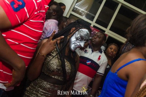 Remy Martin Haunted House Halloween Party - Bellanaija - November2014062