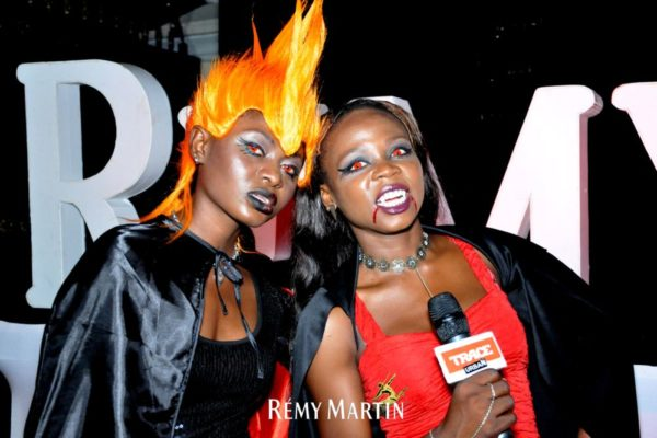 Remy Martin Haunted House Halloween Party - Bellanaija - November2014063