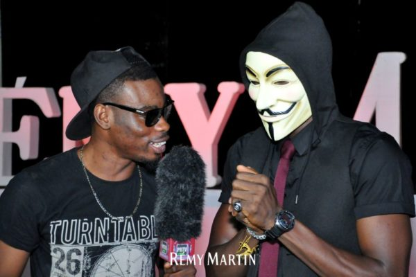 Remy Martin Haunted House Halloween Party - Bellanaija - November2014066