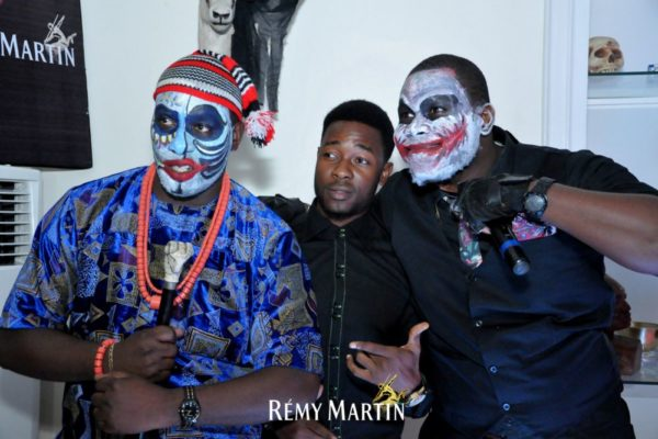 Remy Martin Haunted House Halloween Party - Bellanaija - November2014067