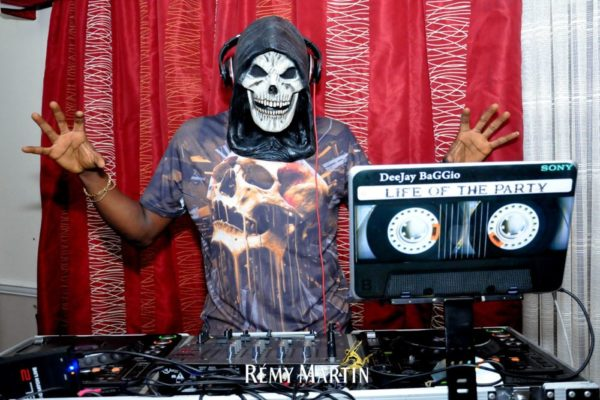 Remy Martin Haunted House Halloween Party - Bellanaija - November2014068