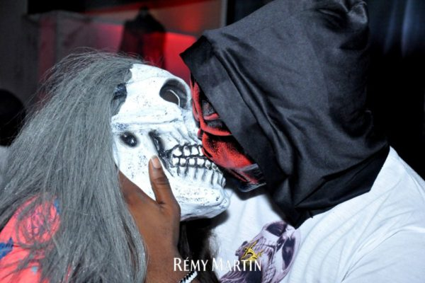 Remy Martin Haunted House Halloween Party - Bellanaija - November2014069