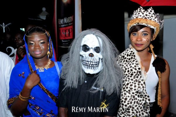 Remy Martin Haunted House Halloween Party - Bellanaija - November2014070