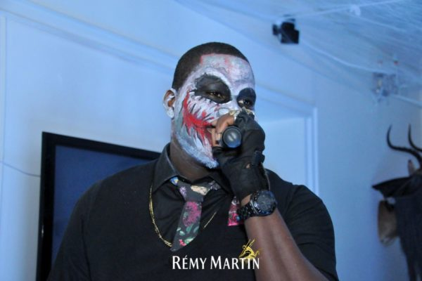 Remy Martin Haunted House Halloween Party - Bellanaija - November2014071