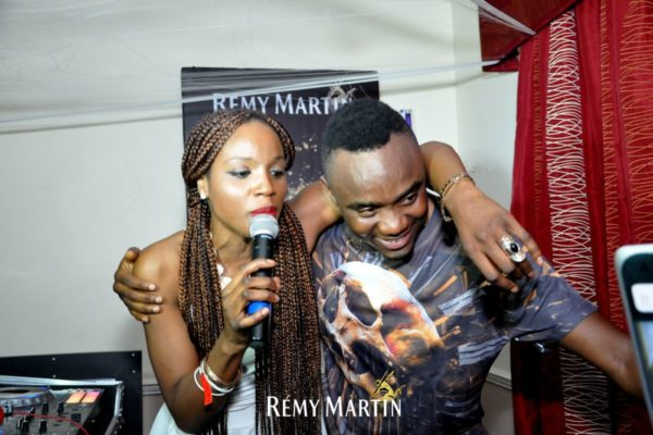 Remy Martin Haunted House Halloween Party - Bellanaija - November2014076