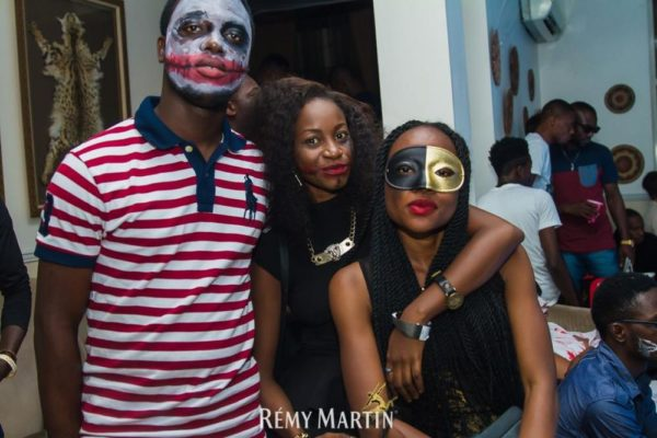 Remy Martin Haunted House Halloween Party - Bellanaija - November2014077 (2)