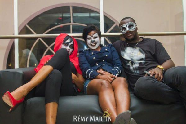 Remy Martin Haunted House Halloween Party - Bellanaija - November2014077 (3)