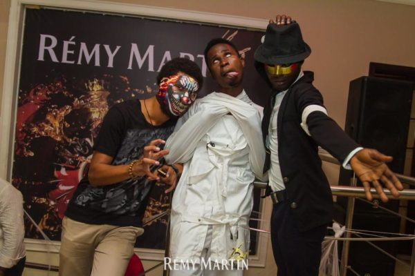 Remy Martin Haunted House Halloween Party - Bellanaija - November2014077 (5)