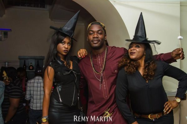 Remy Martin Haunted House Halloween Party - Bellanaija - November2014077 (6)