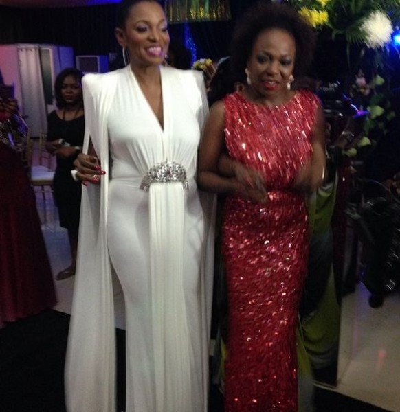 First Look At Ruth Osime's 50th Birthday Party In Lagos