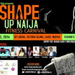 Shapeup Naija Fitness Carnival - Bellanaija - November 2014