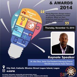 Social Innovators Programme Awards 2014 - Bellanaija - November 2014