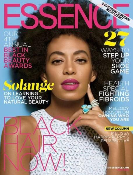 A Triple Dose of Black Beauty! Solange, Erykah Badu ...