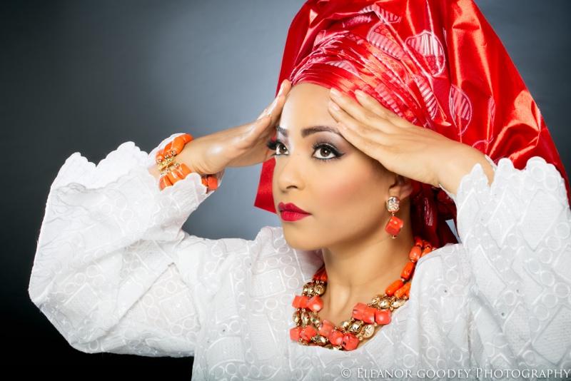 Stella's Addiction Bridal Inspiration Makeup | Nigerian Wedding 0.3