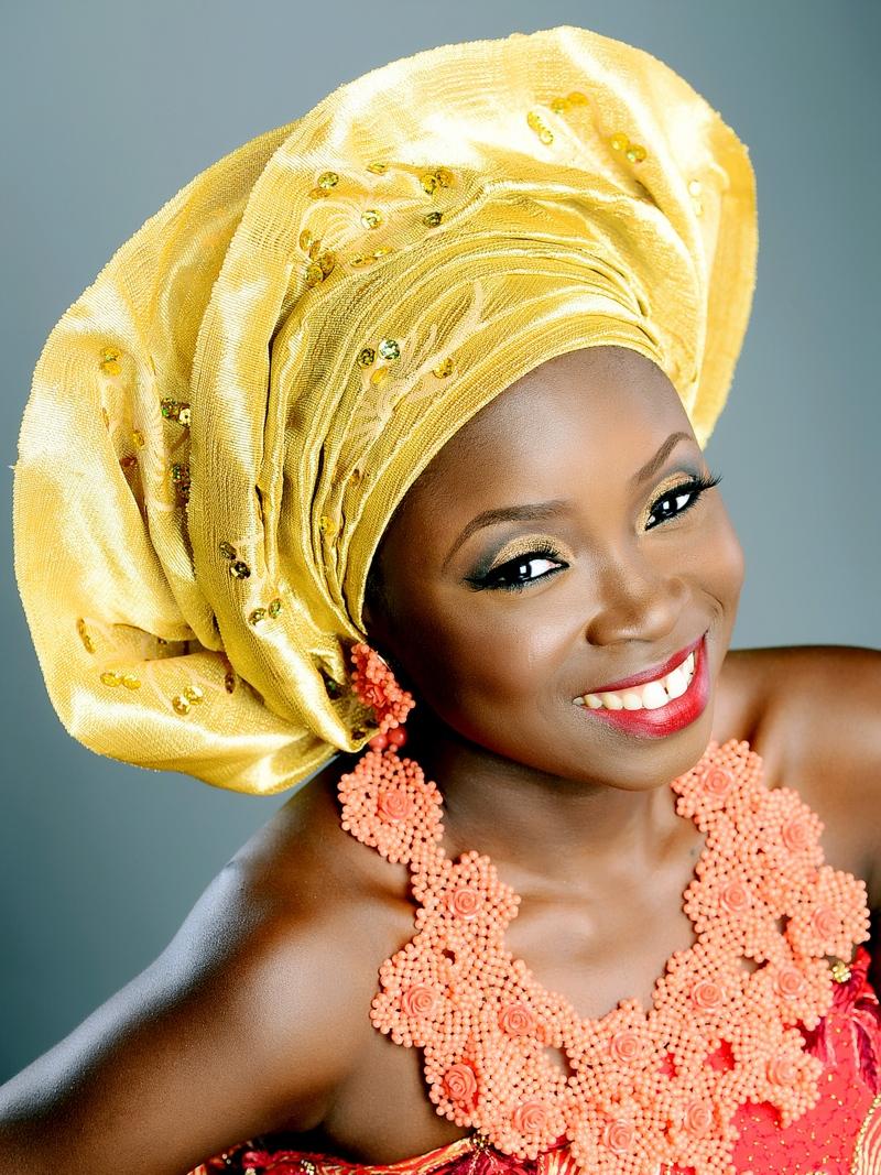 Stella's Addiction Bridal Inspiration Makeup | Nigerian Wedding 0.6