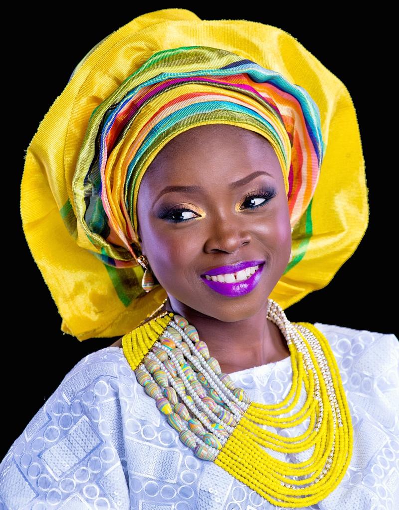 Stella's Addiction Bridal Inspiration Makeup | Nigerian Wedding 0.7