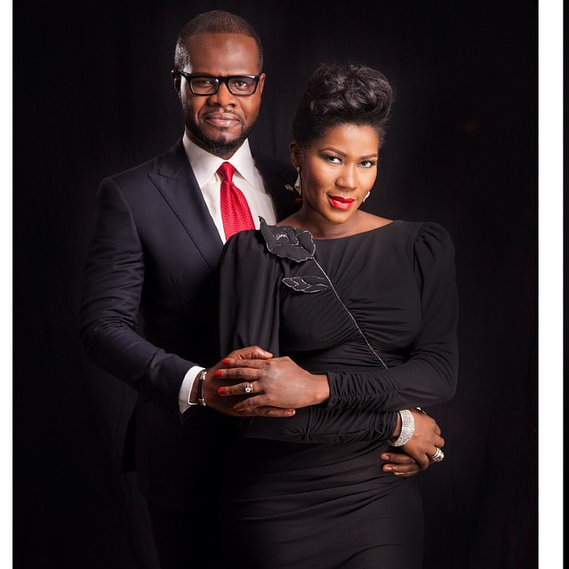 Stephanie & Idahosa Linus - ThisDay Style