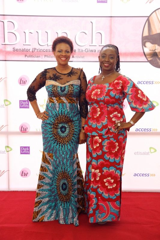 TW Brunch with Florence Ita Giwa - Bellanaija - November2014023