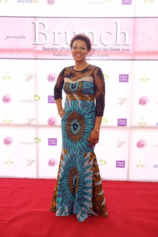 TW Brunch with Florence Ita Giwa - Bellanaija - November2014024