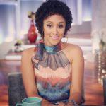 Tamara Mowry-Housley Natural Hair - BellaNaija - November 2014