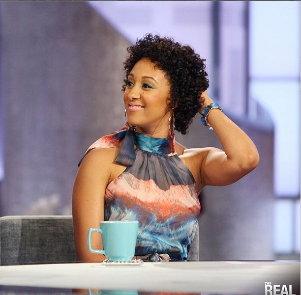 Tamara Mowry-Housley Natural Hair - BellaNaija - November 2014002