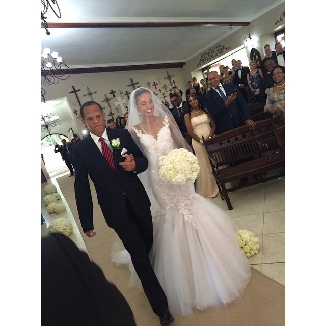 Tansey Coetzee Kolapo Wedding 1