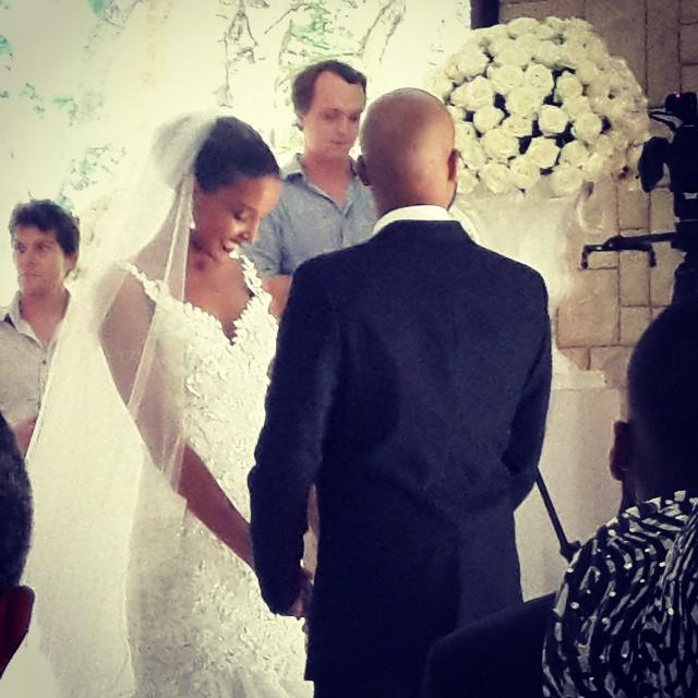 Tansey Coetzee Kolapo Wedding 8