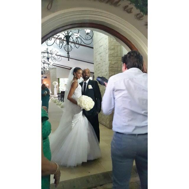 Tansey Coetzee Kolapo Wedding 9