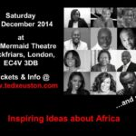 TedXEuston 2014 - Bellanaija - November 2014