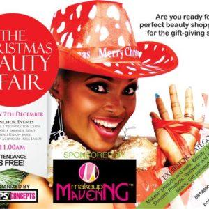 The Christmas Beauty A'Fair - BellaNaija - November 2014