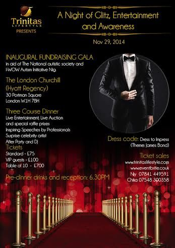 The IWOW Autism Initiative Gala - bellanaija - November 2014