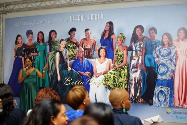 Tiffany Amber Women of Vision Campaign Launch - Bellanaija - November2014005