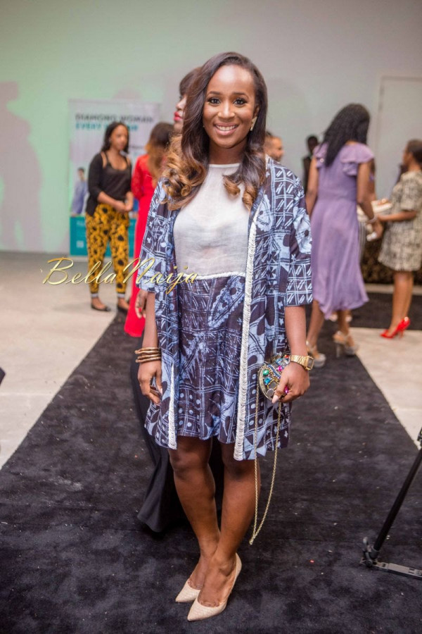 Tiffany Amber Women of Vision Campaign Launch - Bellanaija - November2014056