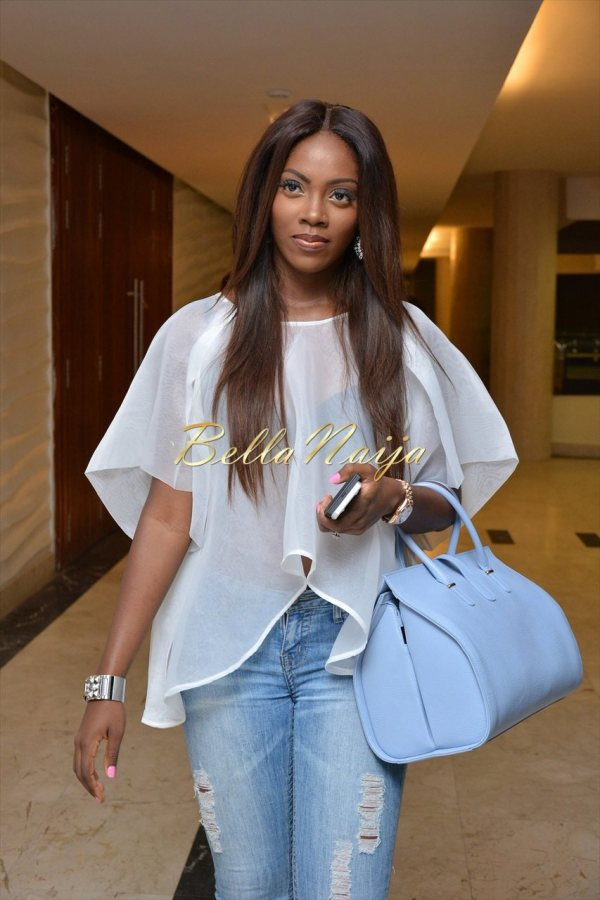 Watch Tiwa Savage S Interview On Quot The Truth Quot With Olisa