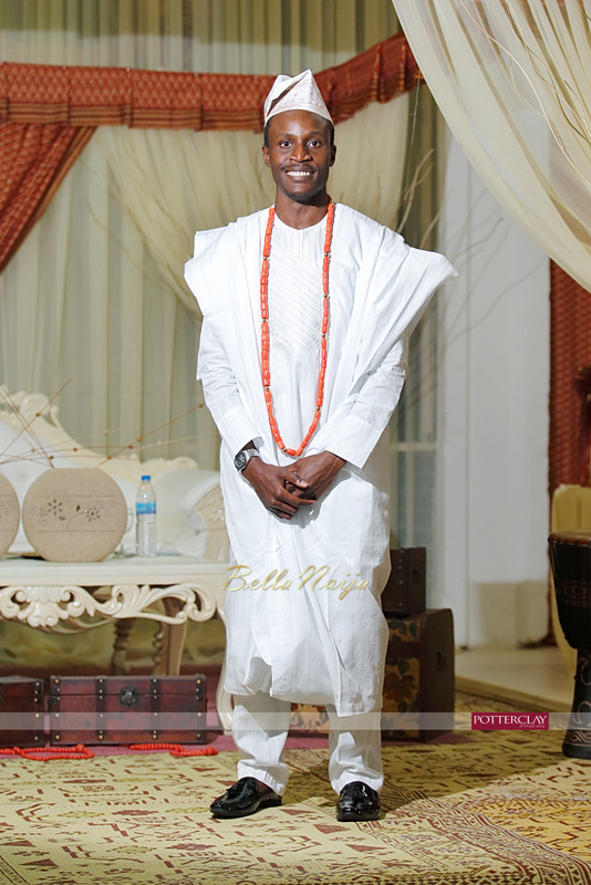 Tolu Ogunlesi - Kemi Agboola Wedding | Potterclay | November 2014 | BellaNaija 004.Kemi & Tolu (12)