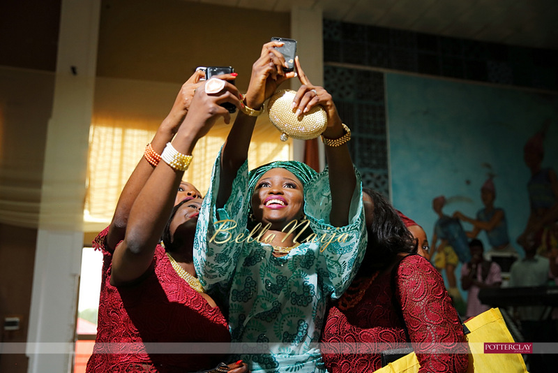 Tolu Ogunlesi - Kemi Agboola Wedding | Potterclay | November 2014 | BellaNaija 006.Kemi & Tolu (14)