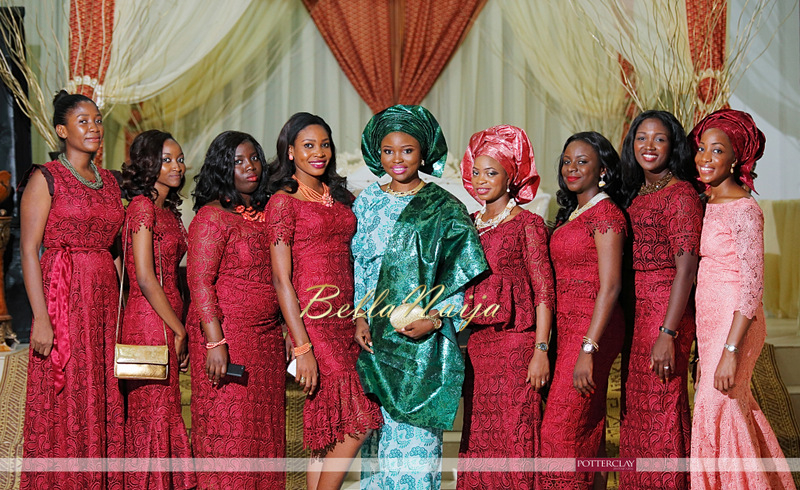 Tolu Ogunlesi - Kemi Agboola Wedding | Potterclay | November 2014 | BellaNaija 008.Kemi & Tolu (16)