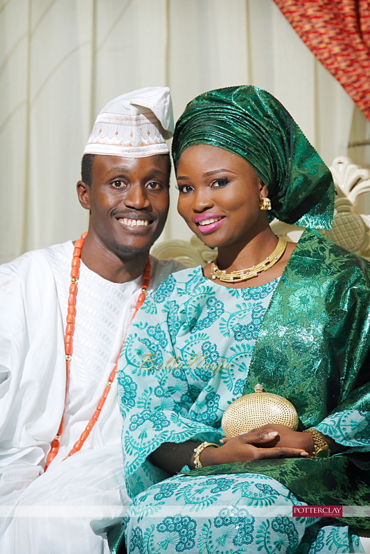 Tolu Ogunlesi - Kemi Agboola Wedding | Potterclay | November 2014 | BellaNaija 009.Kemi & Tolu (17)
