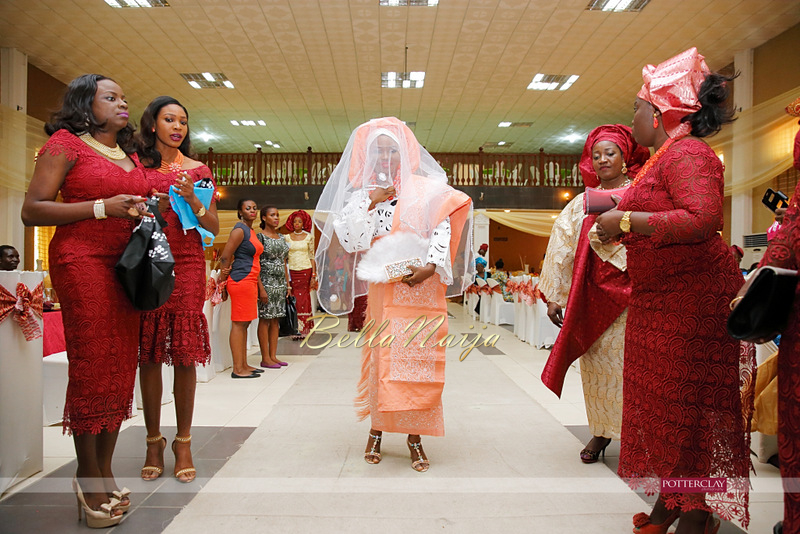 Tolu Ogunlesi - Kemi Agboola Wedding | Potterclay | November 2014 | BellaNaija 011.Kemi & Tolu (2)