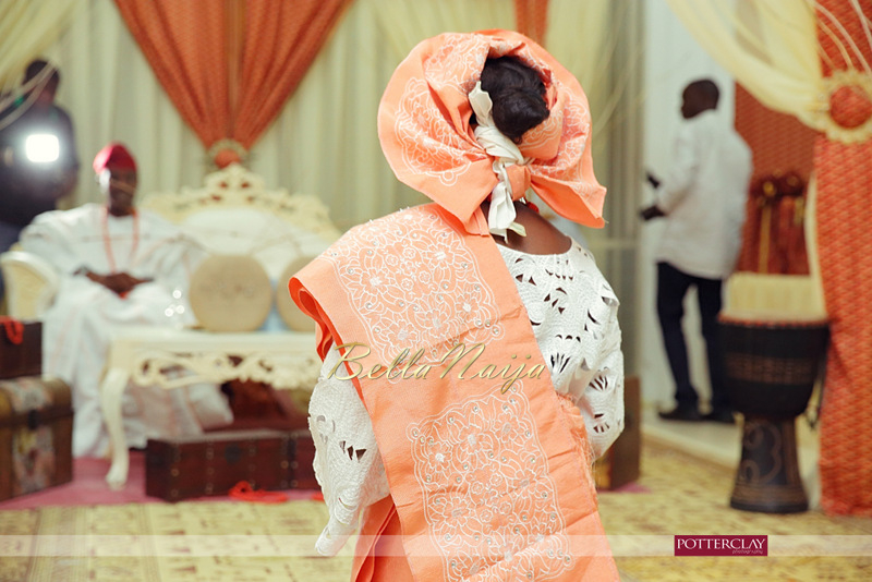 Tolu Ogunlesi - Kemi Agboola Wedding | Potterclay | November 2014 | BellaNaija 014.Kemi & Tolu (5)