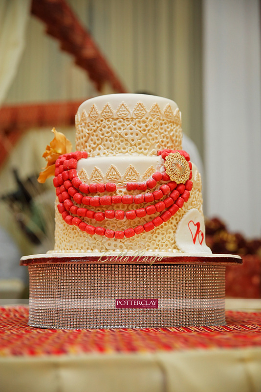 Tolu Ogunlesi - Kemi Agboola Wedding | Potterclay | November 2014 | BellaNaija 016.Kemi & Tolu (7)