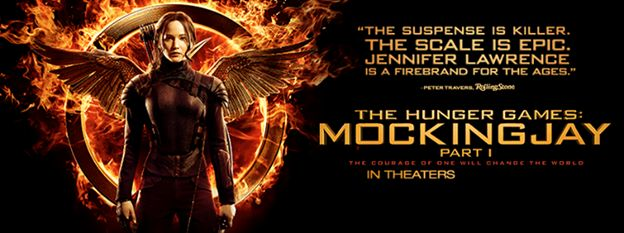 Tripican presents Hunger Games Mockingjay - BellaNaija - November 2014