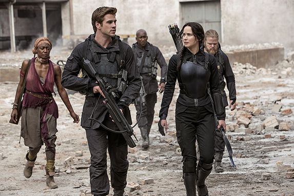 Tripican presents Hunger Games Mockingjay - BellaNaija - November 2014006